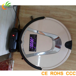 Multifunction Cordless Wet and Dry Robot Floor Cleaner pictures & photos