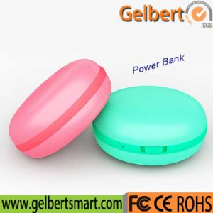 New Potable Li-Polymer Battery Hand Warmer Power Bank Charger with RoHS pictures & photos