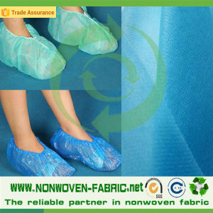 Fast Delivery TNT Fabric for Medical Shoe Covers pictures & photos