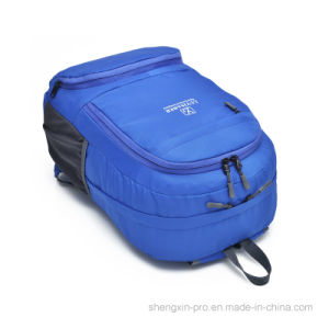Foldable Light Back Pack School Bag with Two Shoulders