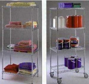 Retail Floor Display Basket Stand pictures & photos