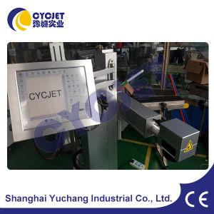 20W Cycjet High Speed Fiber Laser Marking Machine pictures & photos