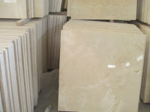 A Grade Crema Marfil Marble, Marble Tile and Marble Slabs pictures & photos