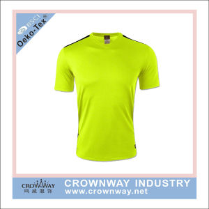 Branded Wholesale Dry Fit Kids Soccer Jersey pictures & photos
