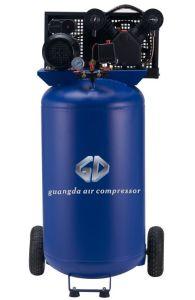 100L Vertical Tank Air Compressor (V-0.25/8B) pictures & photos