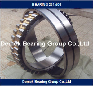 China Top Quality Spherical Roller Bearing 231/500 in Stock pictures & photos