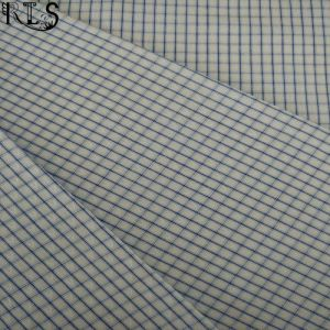 100% Cotton Jacquard Yarn Dyed Fabric for Garments Shirts Dress Rls40-15po pictures & photos