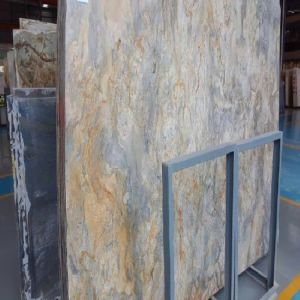 Good Polished Natural Quartzite Slabs Quartz Stone pictures & photos