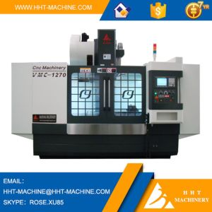 Vmc 1270 China Supplier Best CNC Milling Machine Engraving Machine