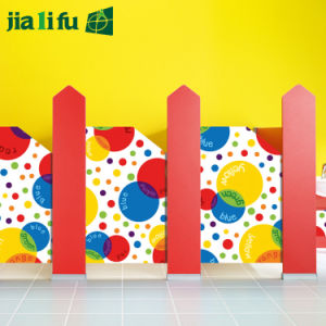 Jialifu Hot Sale Nursery Washroom Toilet Cubicles for Kids pictures & photos