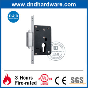 Stainless Steel Black Key Lock pictures & photos