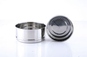 High Quality Stainless Steel Steamer Without Handle pictures & photos