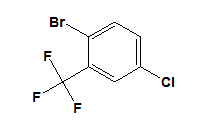 2-Bromo-5-Chlorobenzotrifluoride CAS No. 344-65-0 pictures & photos