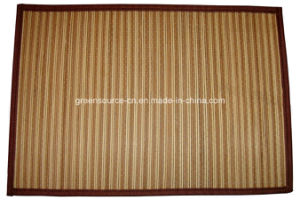 Bamboo Dining Mat / Bamboo Place Mat pictures & photos