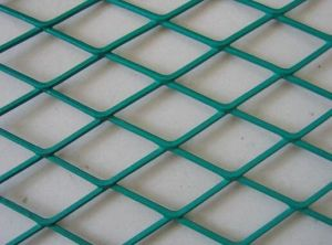Expanded Metal Wired Security Screen Material Mesh pictures & photos