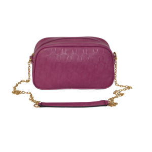 New Arrival PU Crossbody Shoulder Bag Ladies Cosmetic Bag Zxl053 pictures & photos