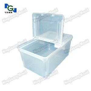 Plastic Injection Mold for Rice Container pictures & photos
