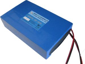 Rechargeable Li-ion 12V 75ah Medical Battery pictures & photos