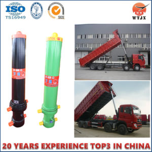 30-50 Tons Hydraulic Cylinder for Semi Trailer pictures & photos
