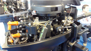 Outboard Engine/ Outboard Motor 15HP/9.9HP 2stroke and 4 Stroke / Outboard Boat Engine pictures & photos
