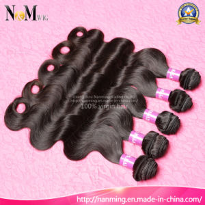 Wholesale Market Ocean Wave Virgin Hair Malaysian Body Wave (QB-MVRH-BW) pictures & photos