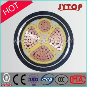 Low Voltage 3+1 Multi Core Copper XLPE Insulated Power Cable pictures & photos