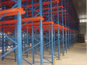 Heavy Duty Warehouse Steel Drive in Pallet Racking pictures & photos