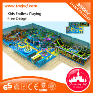 Children Toy Indoor Games Indoor Playground Equipment for Kid pictures & photos