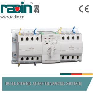 Rdq3nx Series MCB Type Automatic Transfer/Changeover Switch (ATS) pictures & photos