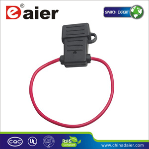 Automotive Waterproof Car Blade Fuse Holder (F112-C) pictures & photos