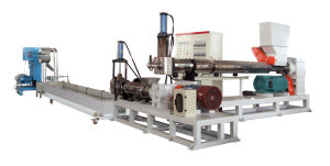 PP PE Plastic Double Stage Granulator pictures & photos