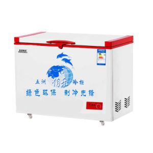 One Compessor Single Temperature Top Open Single Door Chest Freezer pictures & photos