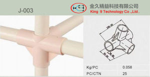 Plastic Coated Pipe Joints (J-003) pictures & photos