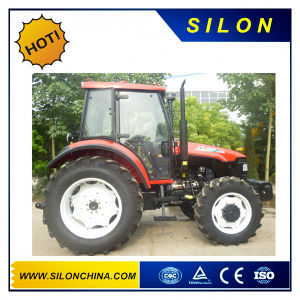 CE Approved Lutong 100HP 4WD Farm Tractor with AC pictures & photos