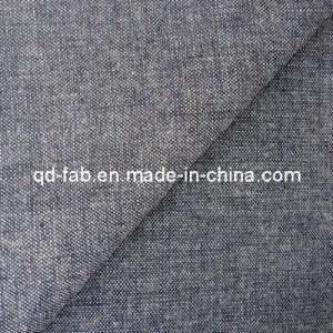 Good Quality Cotton/Poly/Linen/Spandex Denim Fabric (QF13-0732) pictures & photos