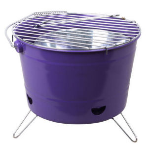 High Quality Colorful Camping Portable BBQ Grills pictures & photos