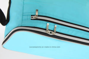 Plain Insulated Coole Bag with Zipper Closure pictures & photos