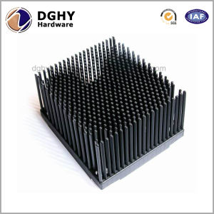 China Factory Made Custom Machined Aluminum Heat Sink pictures & photos
