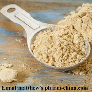 Sell Pharmaceutical Grade Plant Extract Glabridin Powder in Cosmetic Industry pictures & photos