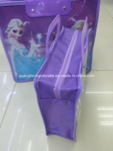 Wholesale Handle PVC Child School Bag pictures & photos
