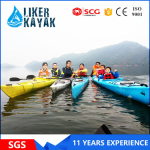 Hot Easty D5.5 Family Kayak for 2-3 Person pictures & photos