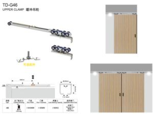 Hydraulic Accessories Hanging Wheel Door Closer (TD-G46) pictures & photos