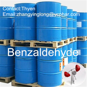 Hot Sell Natural Benzaldehyde for Industry (100-52-7) pictures & photos