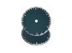 Cold-Pressed Segmented Saw Blade with T Type Protective Segmented pictures & photos