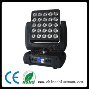 25*12W LED Matrix Moving Head Light (YE144) pictures & photos