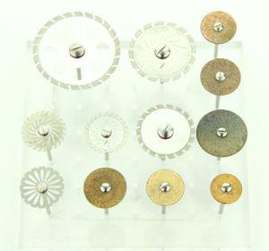 Mini Diamond Cutting Dental Disc pictures & photos