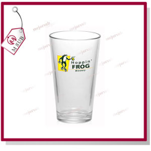 16oz Sublimation Personalized Photo Print Glass Mug pictures & photos