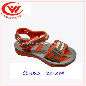 Colorfur Children EVA Plastic Footwear Durable Clog Shoes for Kids pictures & photos