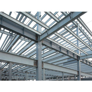 Durable Water and Wind Proof Economic Steel House Warehouse pictures & photos