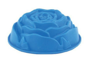 Fancy Rose Shape Cake Mould, Non-Toxic pictures & photos